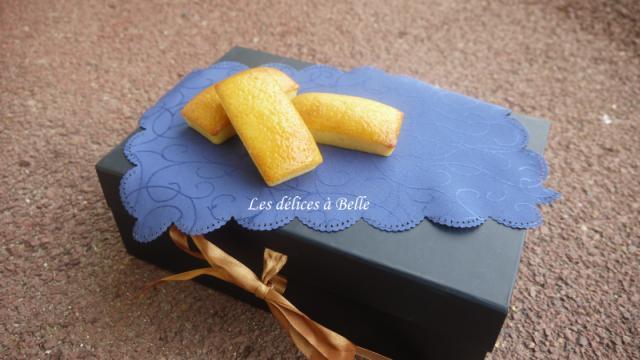 Cake au citron, à la crème fraîche & à l'huile d'olive