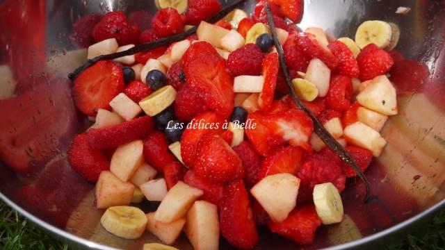 Salade de fruits jolie, jolie, jolie