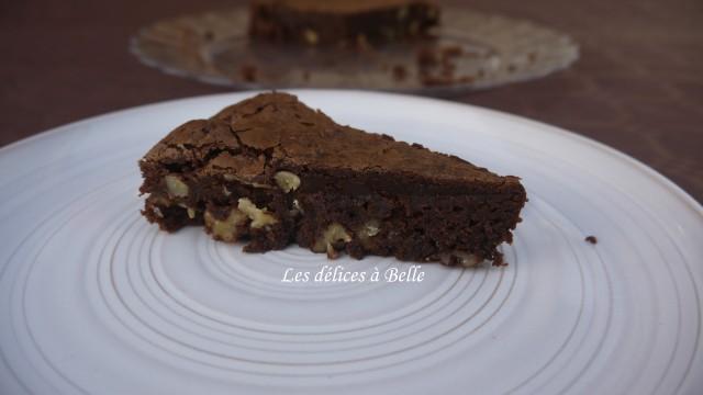 Le meilleur brownie du monde