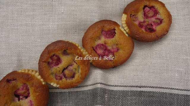 Tartelettes amandines aux fruits rouges