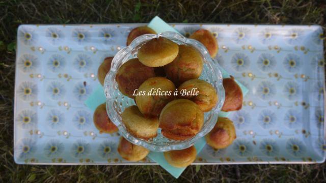 Bouchées au Roquefort