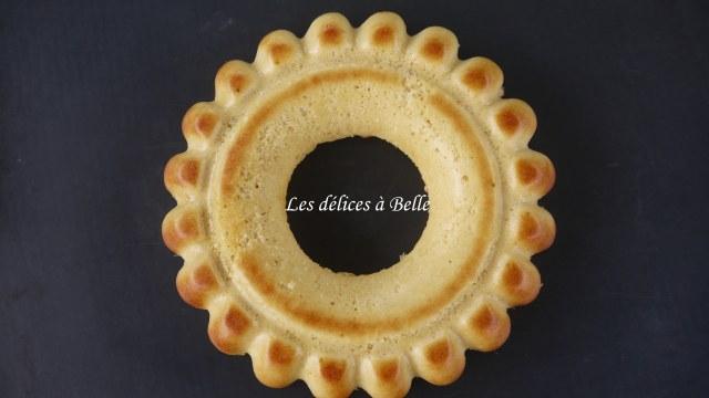 Gâteau healthy citron-amande