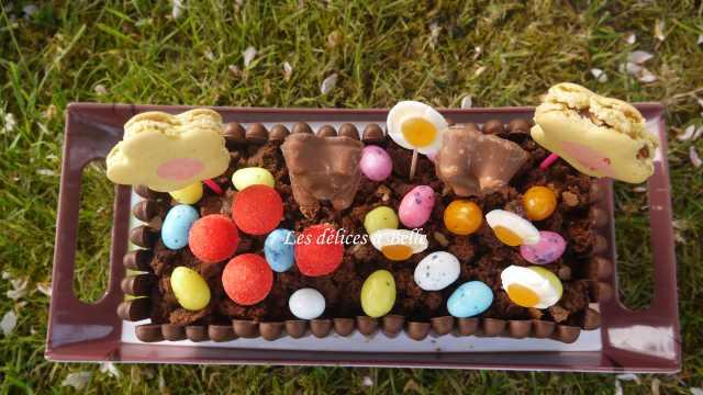 Jardinière de Pâques